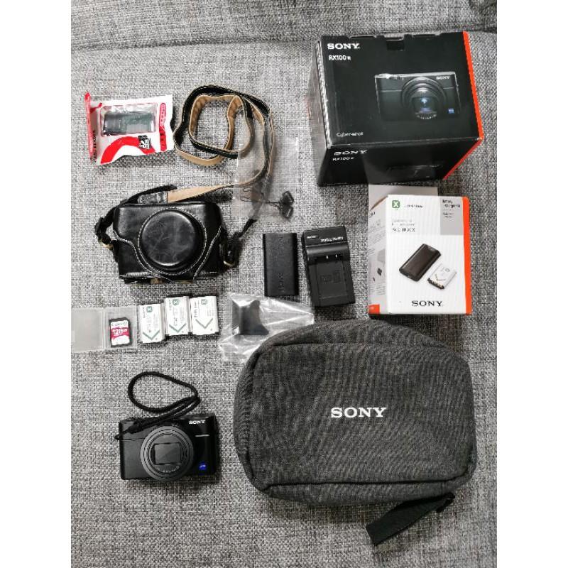 Sony RX100 M6 二手類單眼相機 數位相機 黑卡