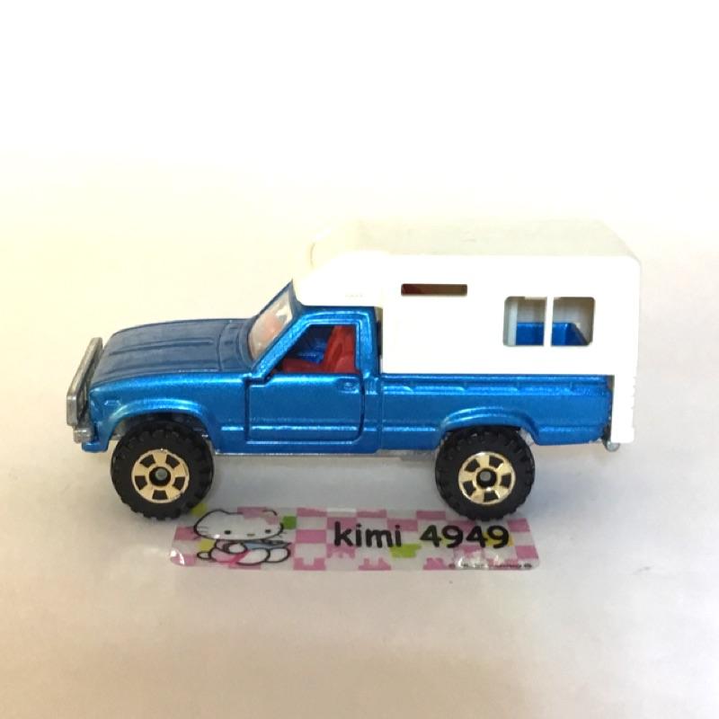 🚙 1979 TOMICA 多美小汽車 🚗 TOYOTA HILUX 4WD 露營車