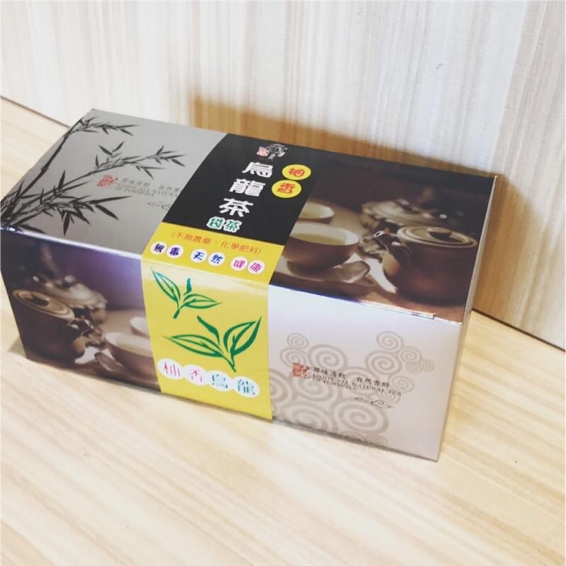 鶴岡-柚花烏龍茶25入 友善種植