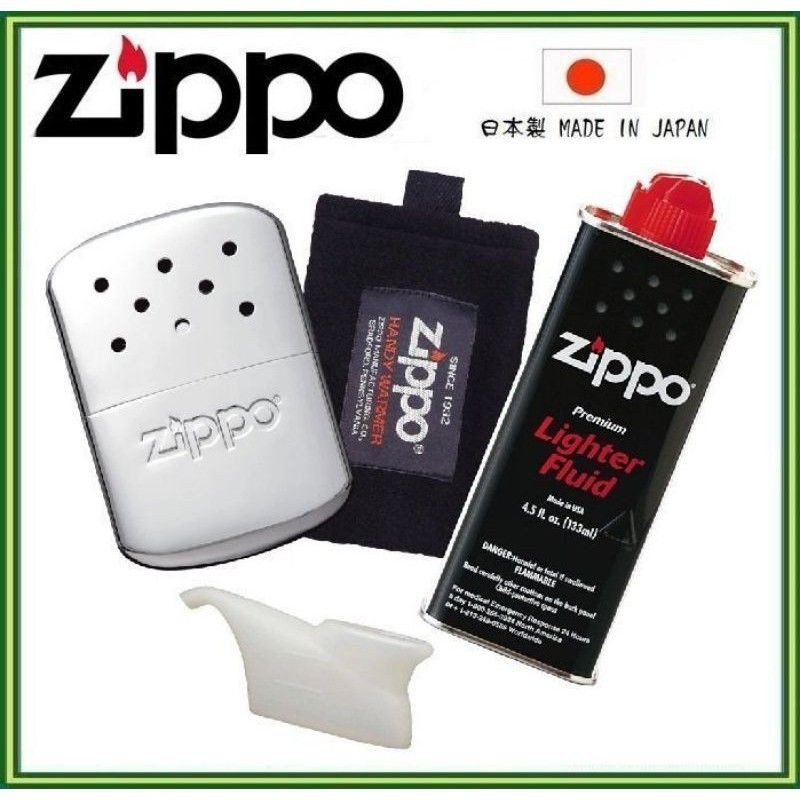 【保證現貨/當日寄出/可自取】 日本製ZIPPO懷爐ZHW-15另售美版、ZIPPO油、孔雀懷爐、火口、白金懷爐