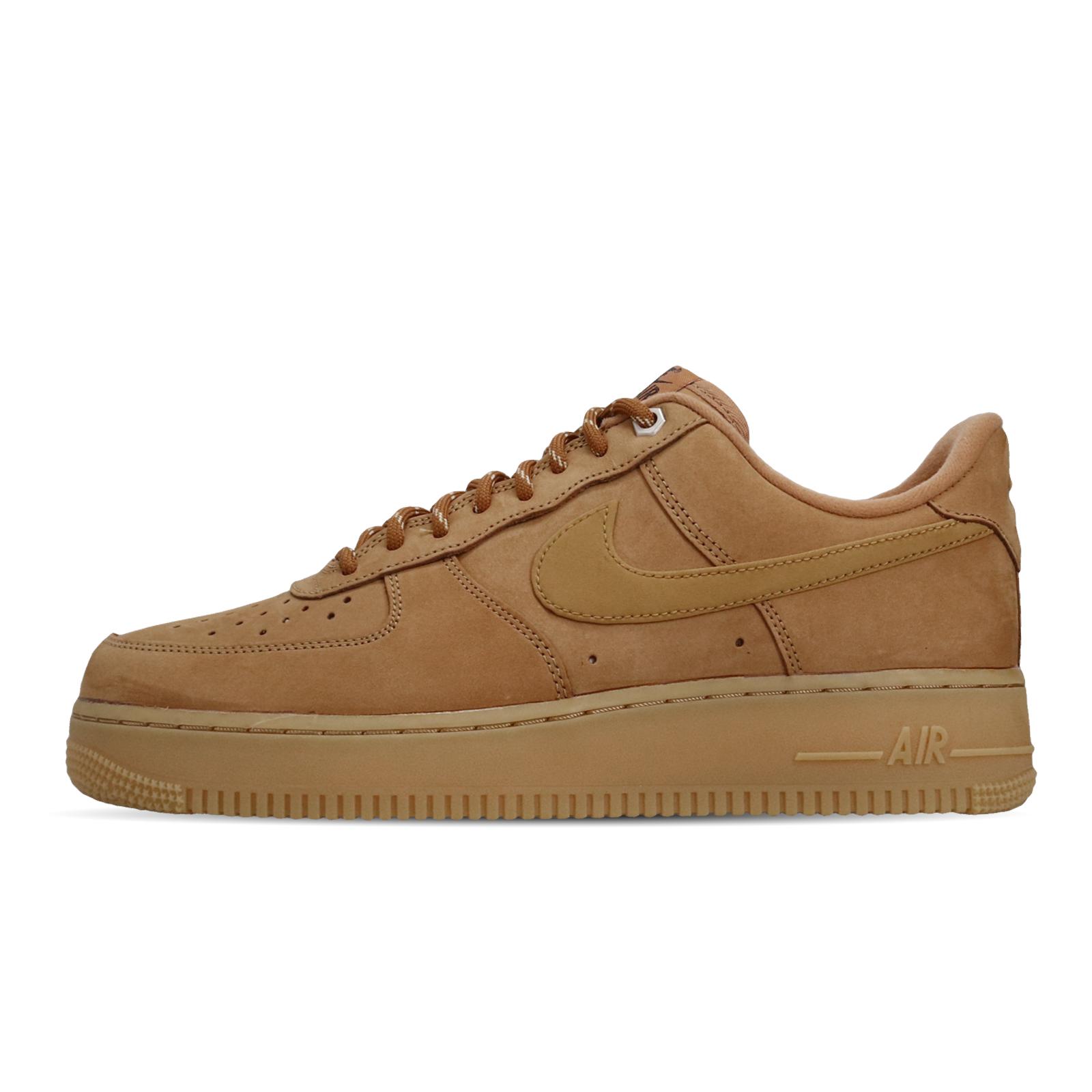 Nike 休閒鞋 Air Force 1 07 WB Wheat 小麥 土色 男鞋 AF1 ACS CJ9179-200