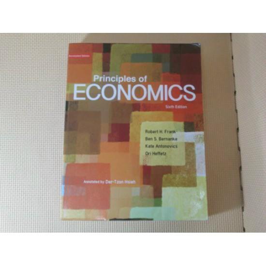 Youbook你書}8成0新《Principles of Economics》華泰2016版_9789863412274