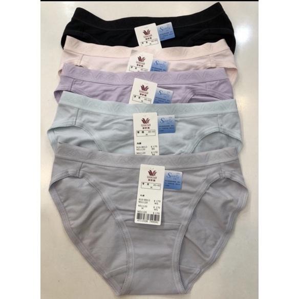 華歌爾長年熱銷款棉質伴蒂內褲NS1120原價170元
