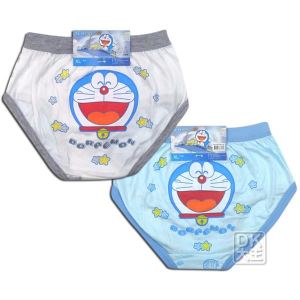 哆啦A夢兒童三角褲(2件) 小叮噹內褲系列 正版授權【DK大王】