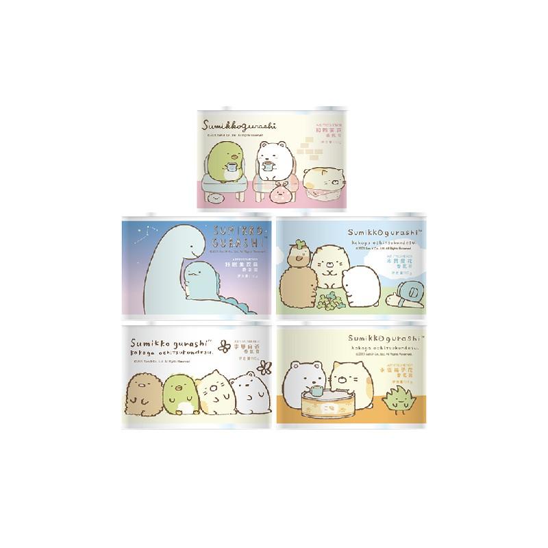 【角落小夥伴】香氛膏 5種香味/木質蘭花/永恆梔子花/和煦茉莉/舒眠薰衣草/寧靜白茶 正版授權