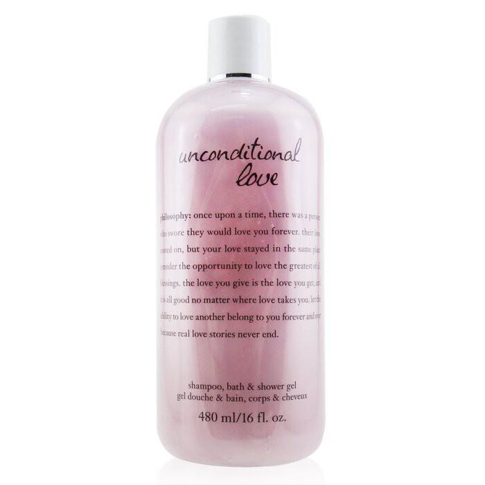 肌膚哲理 - 無條件的愛 洗髮沐浴露