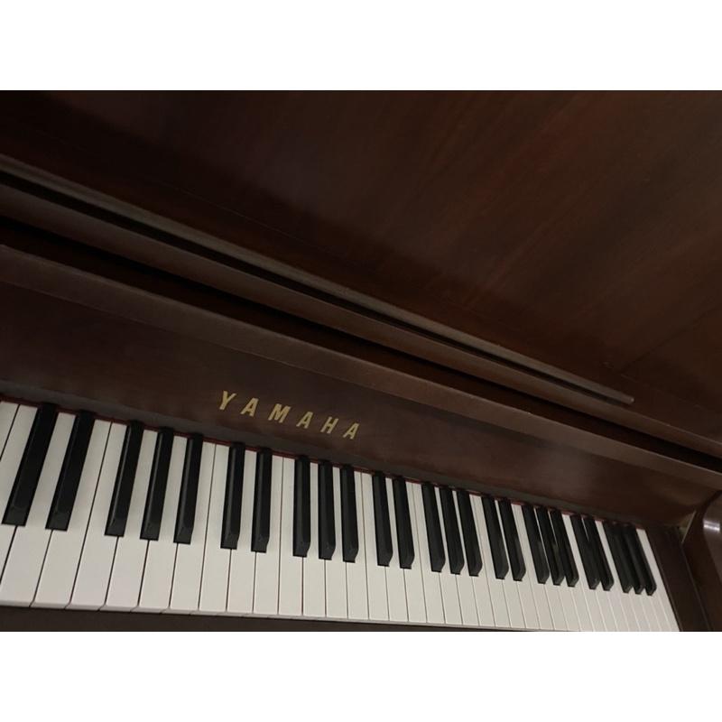 二手鋼琴yamaha u30胡桃木原木色中古鋼琴