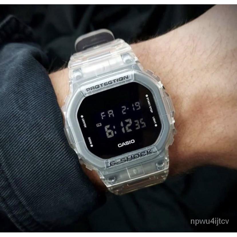 卡西歐G-SHOCK冰韌冰川手錶GA-700SKE-7A/GA-2100SKE-7A 5600SKE