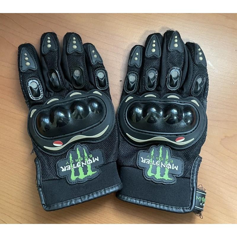 monster 重機手套