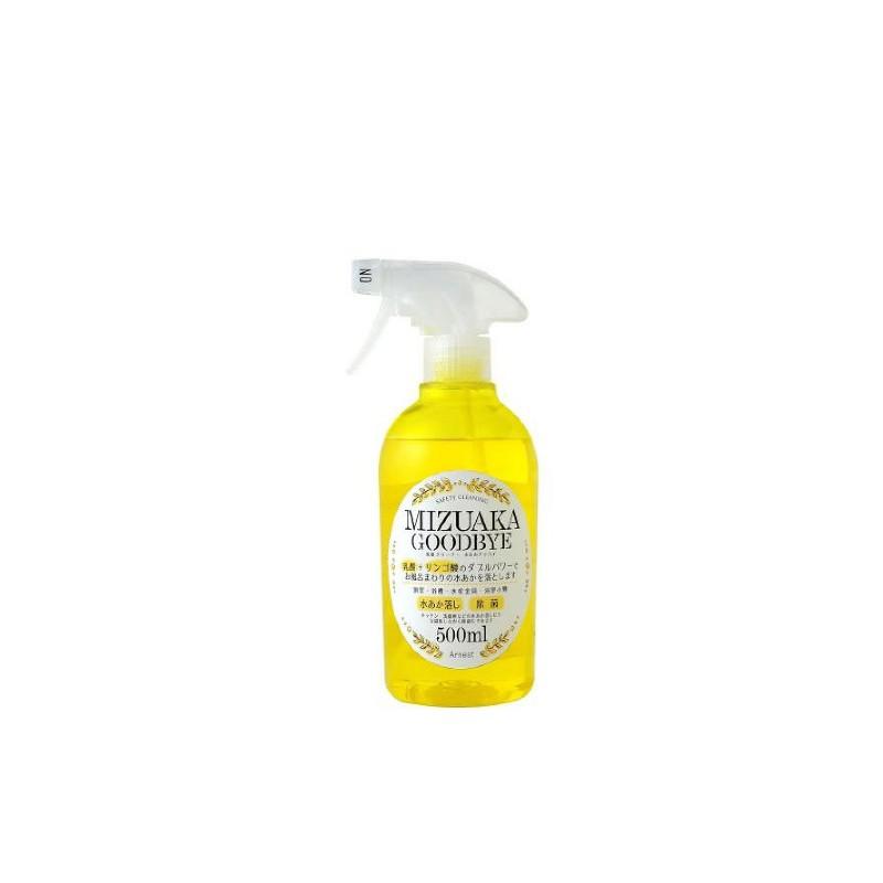 日本 ARNEST 水垢乳酸除菌清洗劑噴霧500ml (8601)