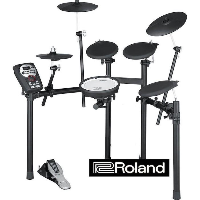 【二手】電子鼓 Roland TD-11K V-Compact『全系列 /含椅子、音箱、鼓棒/電子鼓可連接耳機使用