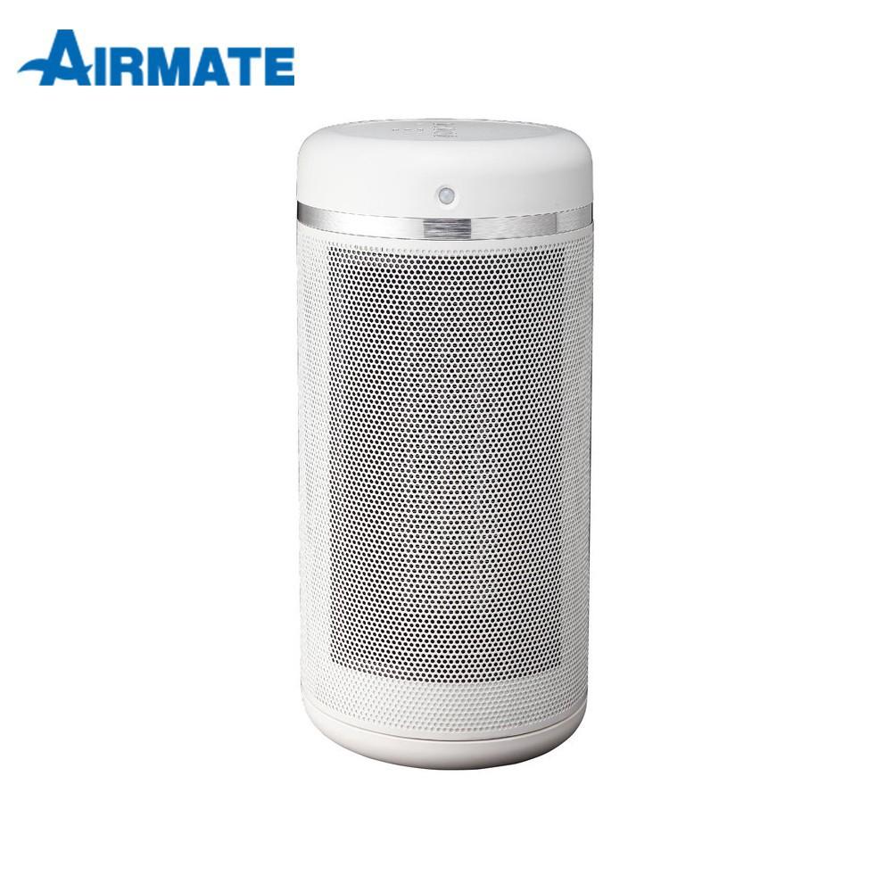 AIRMATE艾美特人體感知美型陶瓷電暖器 HP12101M 白色 廠商直送