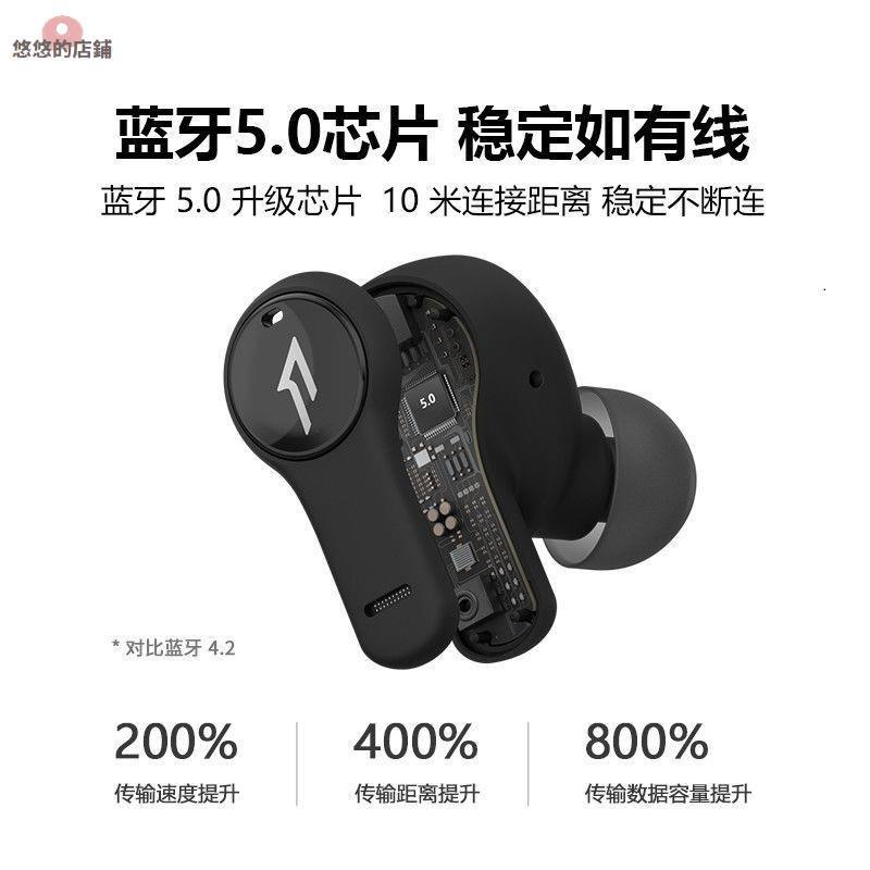 悠悠的小鋪▲耳機萬魔1MORE PistonBuds真無線耳機運動蘋果安卓通用入有貨現貨