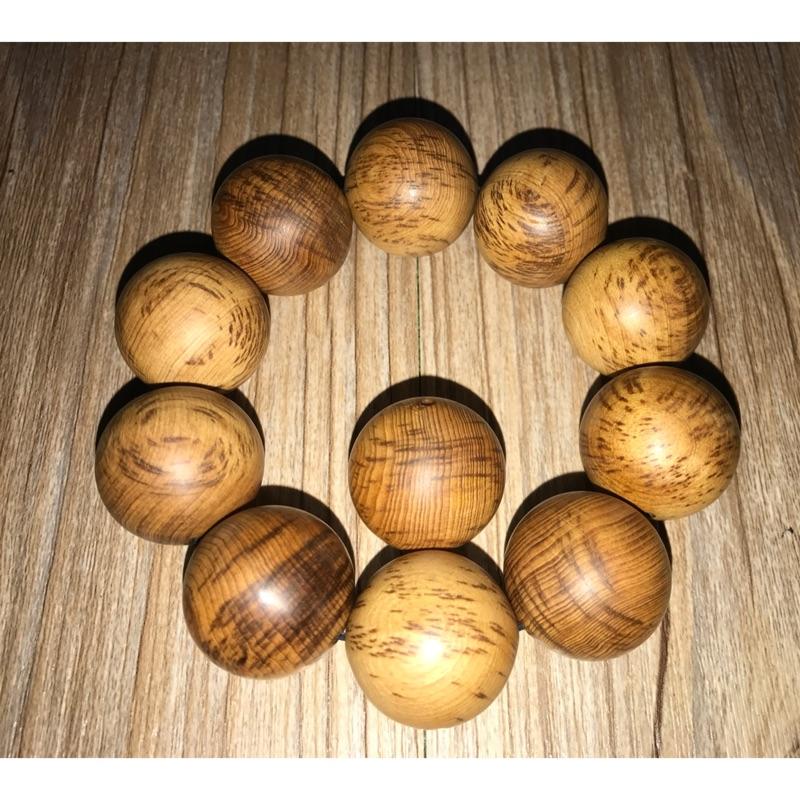 台灣 紅檜木 佛珠 紅檜 手珠 芝麻釘 樹瘤 稀有 行家才懂 30mm!非黃檜 肖楠 牛樟 紅豆杉 黃金樟 金絲楠木