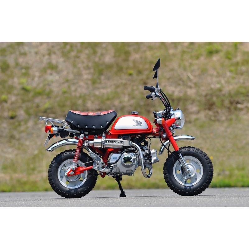 Honda Monkey50 Over Racing FI專用管!