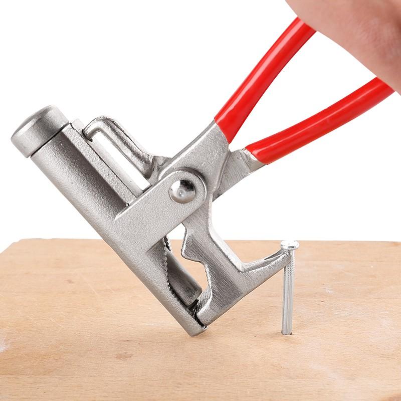 ℗萬能錘多功能一體錘子鉗子管鉗扳手打鐵釘鋼釘水泥墻釘多合一工具