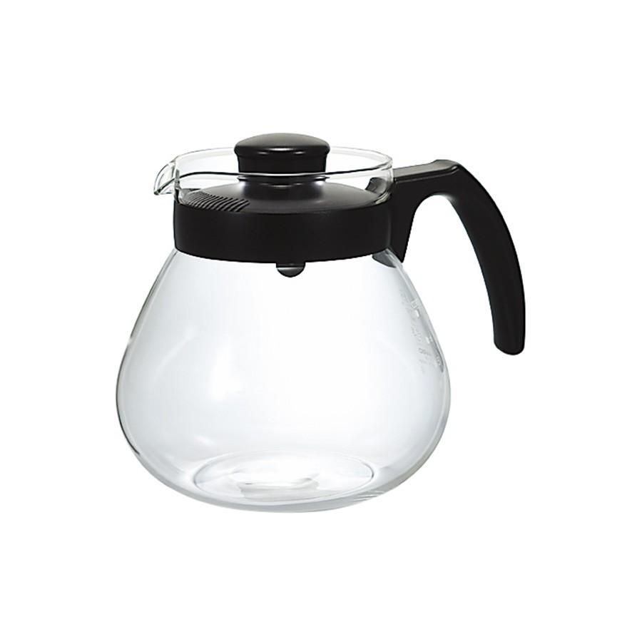 日本HARIO TC-100B 耐熱玻璃咖啡壺-1000ml 茶壺 可微波