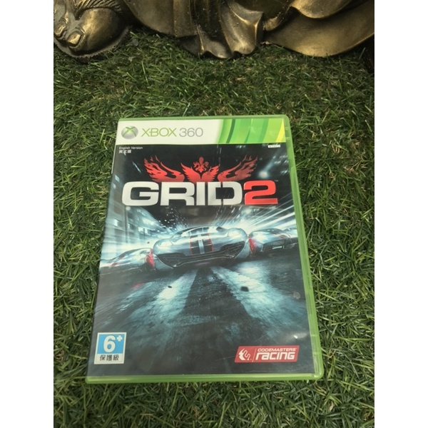 Xbox 360 二手遊戲 GRID 2 極速房車賽 2