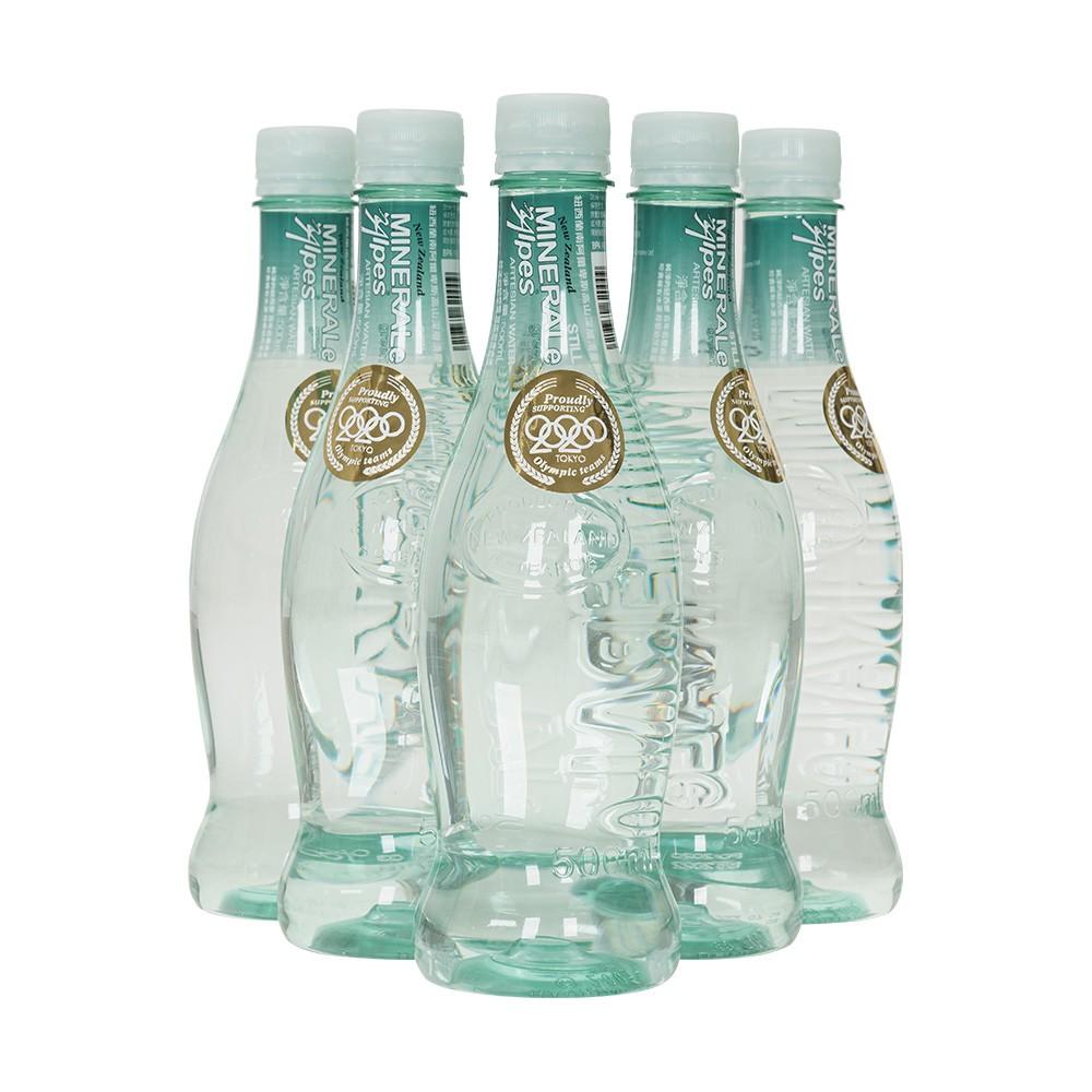 東京奧運礦泉水 500ml MINERALe Alpes 阿爾卑斯山深層礦泉水 水 瓶裝水 礦泉水【R013】
