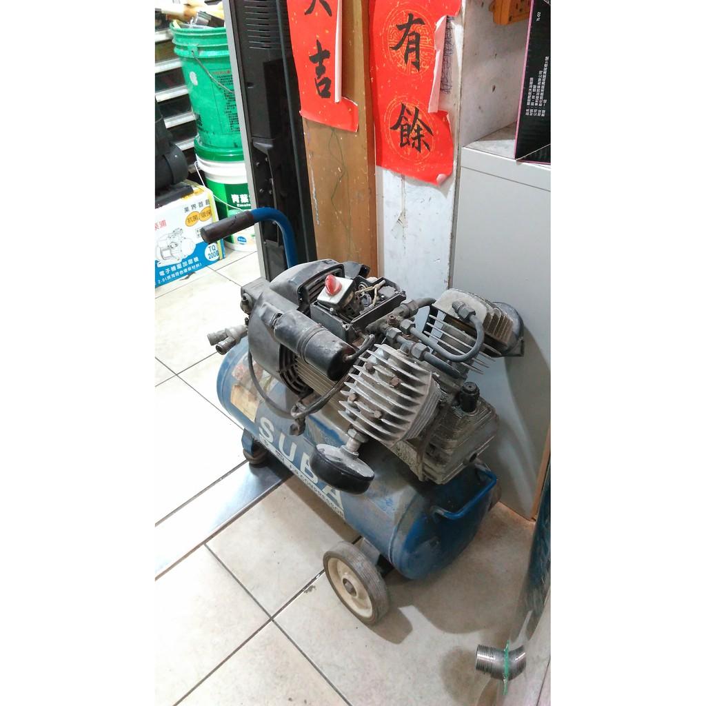 二手空壓機HP3 中古空壓機 速霸SUBA HP3 雙氣缸