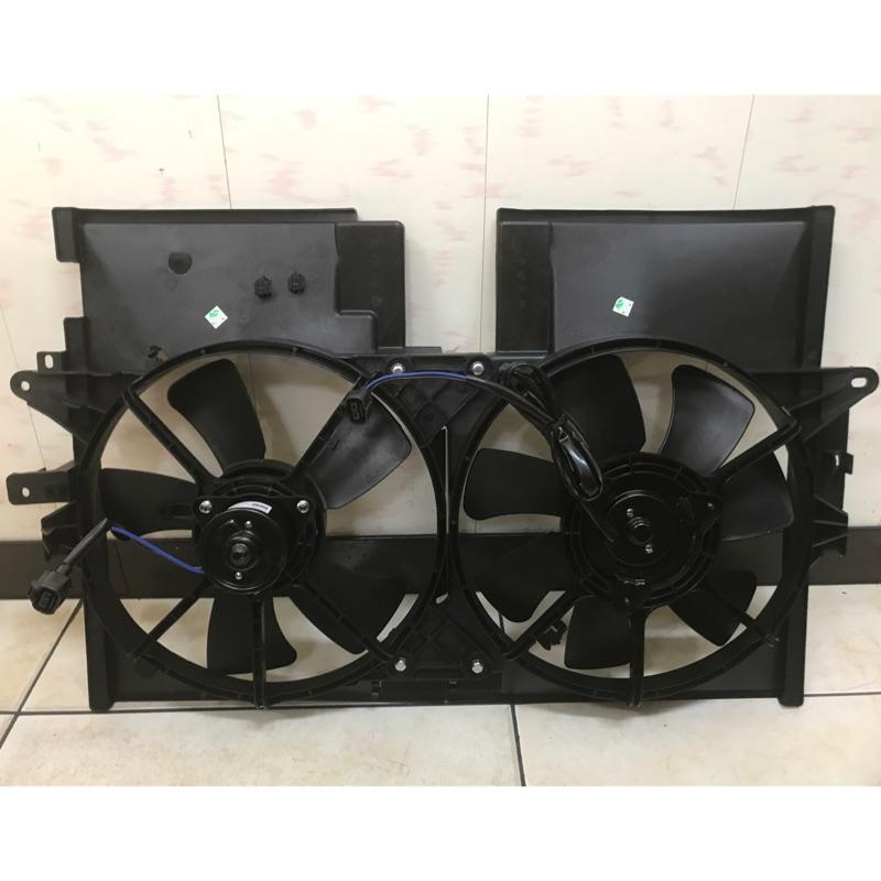 福特 2.3 -08 ESCAPE TRIBUTE 風扇總成 風扇 風扇框 風扇馬達 水扇 冷扇 水箱風扇 冷氣風扇