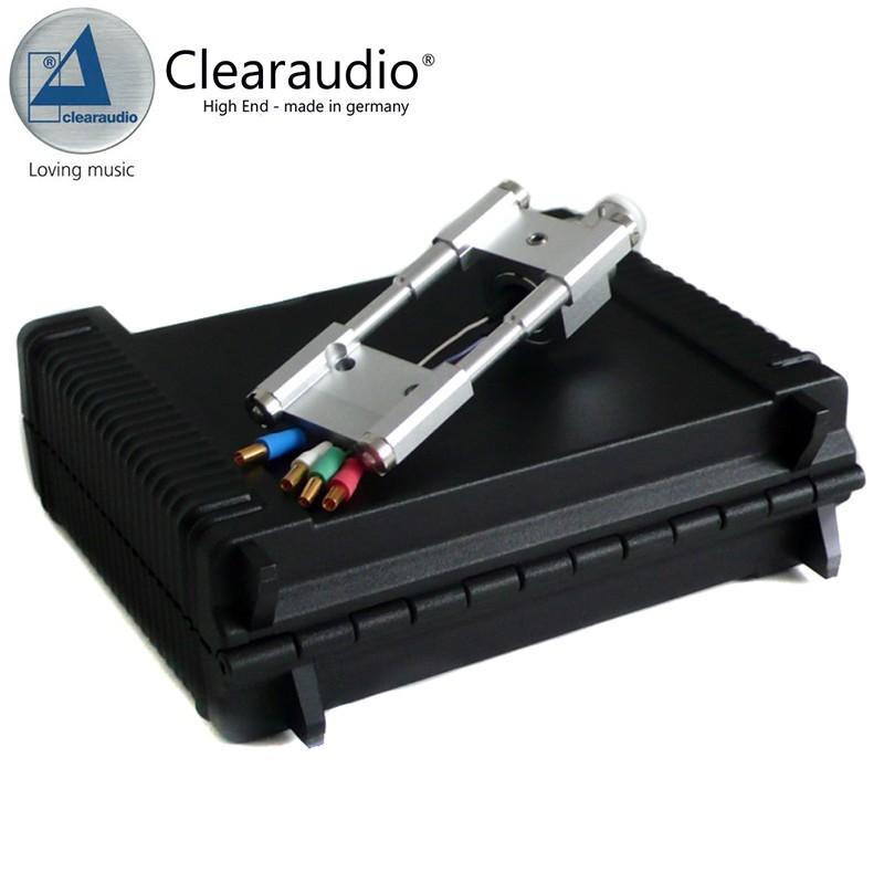 (新品平輸) Clearaudio Stability Headshell 旗艦唱頭架