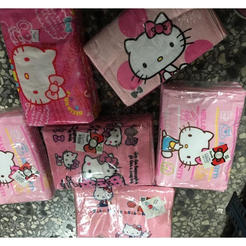 Hello kitty 多款可愛童巾(一條下單處)