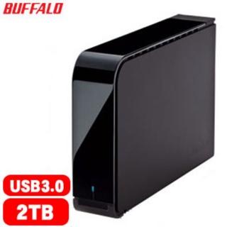 全新 BUFFALO 3.5吋 2TB 加密外接硬碟 USB 3.0 andy3C 新北市