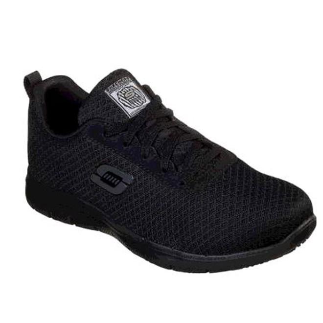 Skechers 女輕量工作防滑鞋 W121320