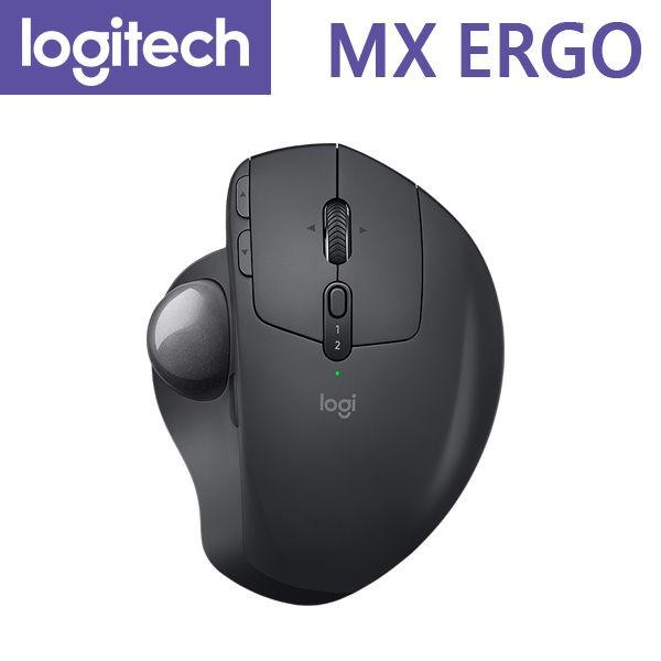 羅技 MX ERGO 無線軌跡球 藍芽 / Unifying Logitech 〔每家比〕