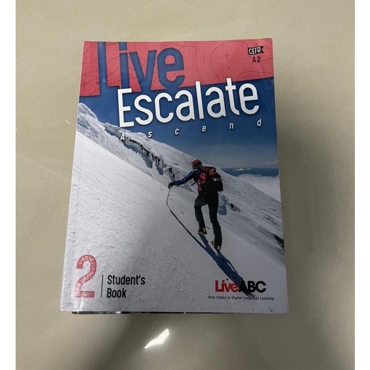 Live Escalate(二手)