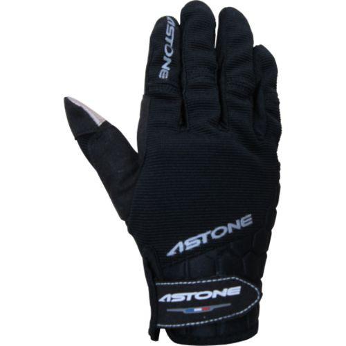 ASTONE 四季觸控手套 黑 可觸控 反光設計 防滑 防摔 透氣 手套《比帽王》