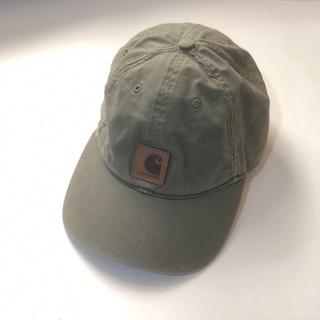 carhartt 軍綠率性帽 高雄市