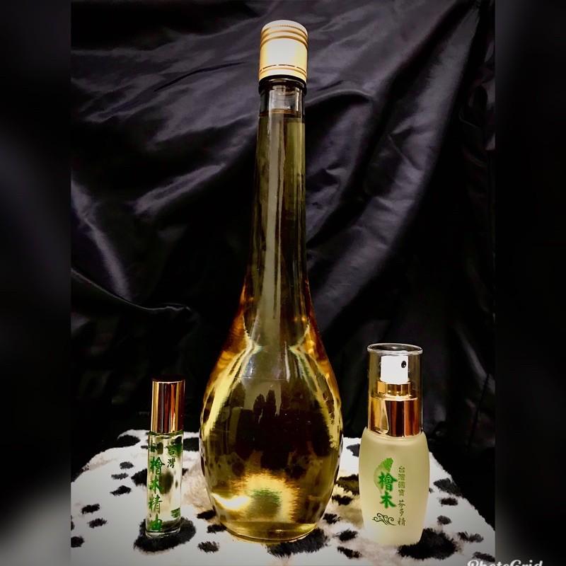 現貨💥100%自家提煉 純天然 台灣黃檜 檜木精油500ml
