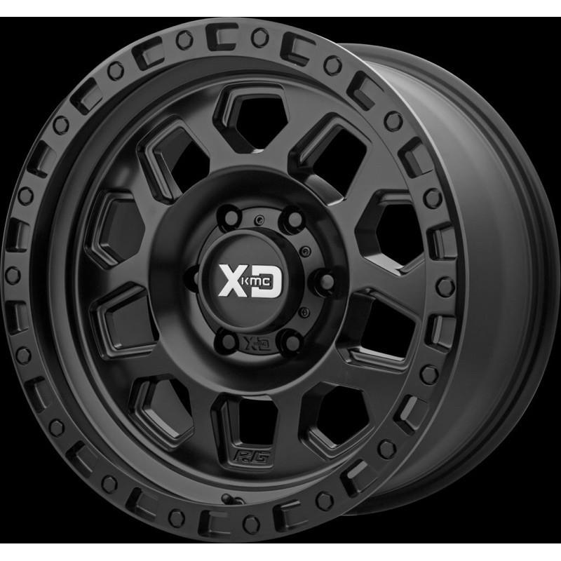 高雄人人輪胎 XD Wheels XD132 RG2 17吋 越野 鋁圈 5孔114.3 載重 越野框 RAV4 CRV