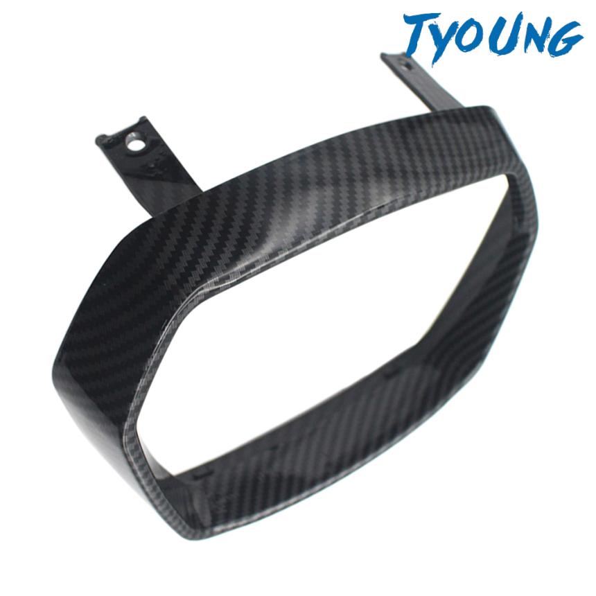 [Tyoung] Vespa 150 Sprint 的 Abs 前大燈邊框裝飾防護罩
