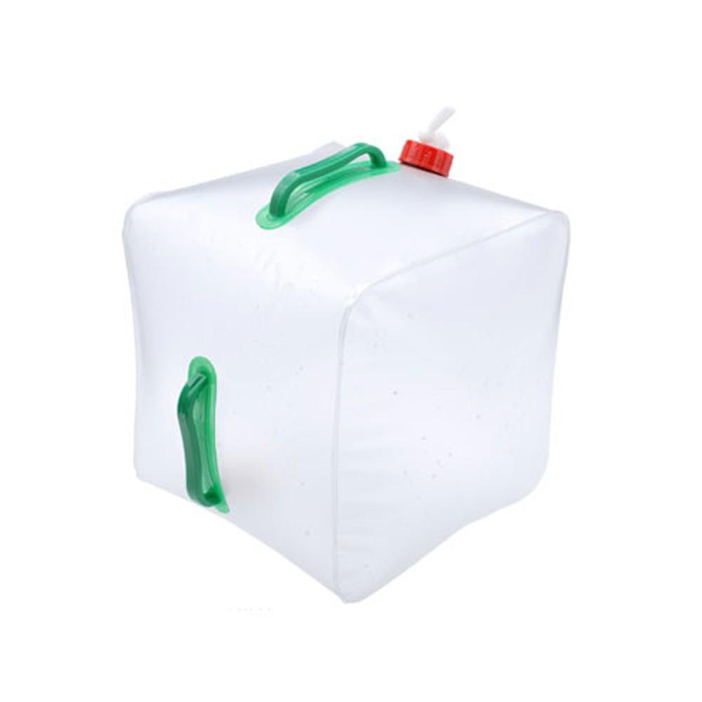 攜帶式手提折疊水桶 20公升 20L水箱儲水桶摺疊伸縮水桶軟式水桶攜帶式野炊用水桶