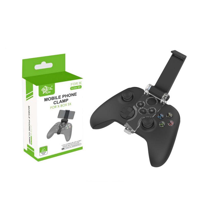 [現貨✵下殺]免運費🔥廠家直銷 Xbox Series X手柄支架xbox sx手柄夾子無線手柄支架手柄手機支架