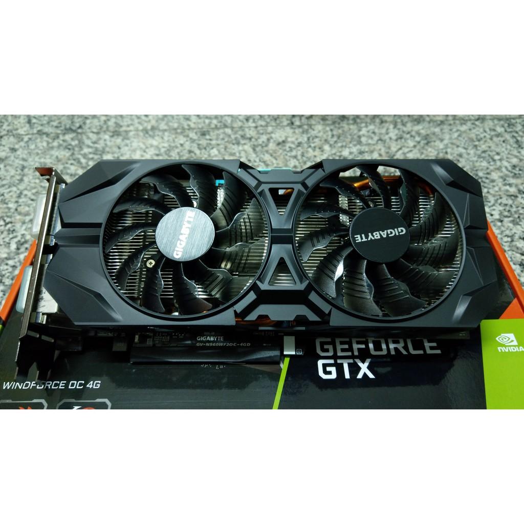 技嘉 GTX960 4G DDR5
