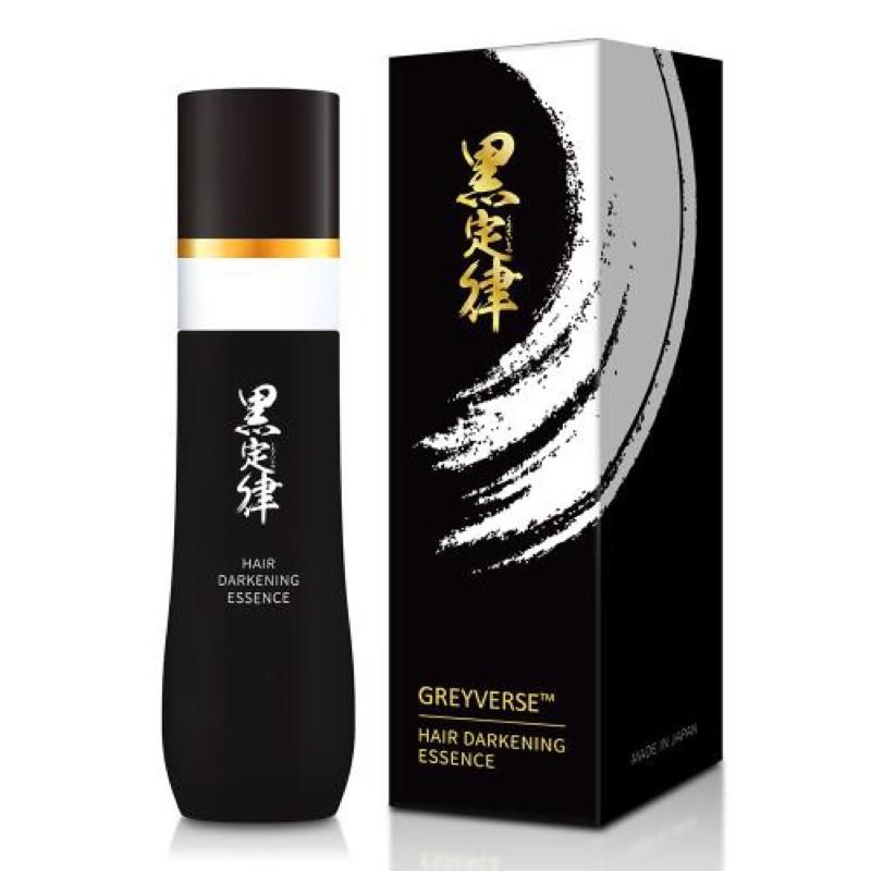 日本黑定律白髮逆轉精萃 單瓶