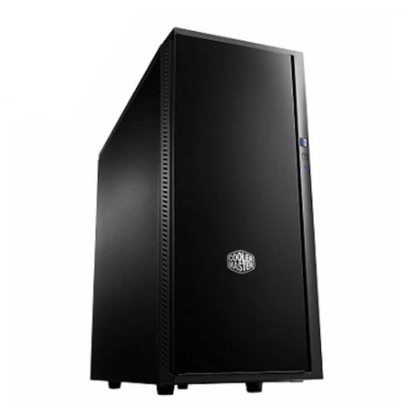 電腦機殼 Cooler Master Silencio 靜音系列 2大6小 Silencio 452 電腦機殼 全新