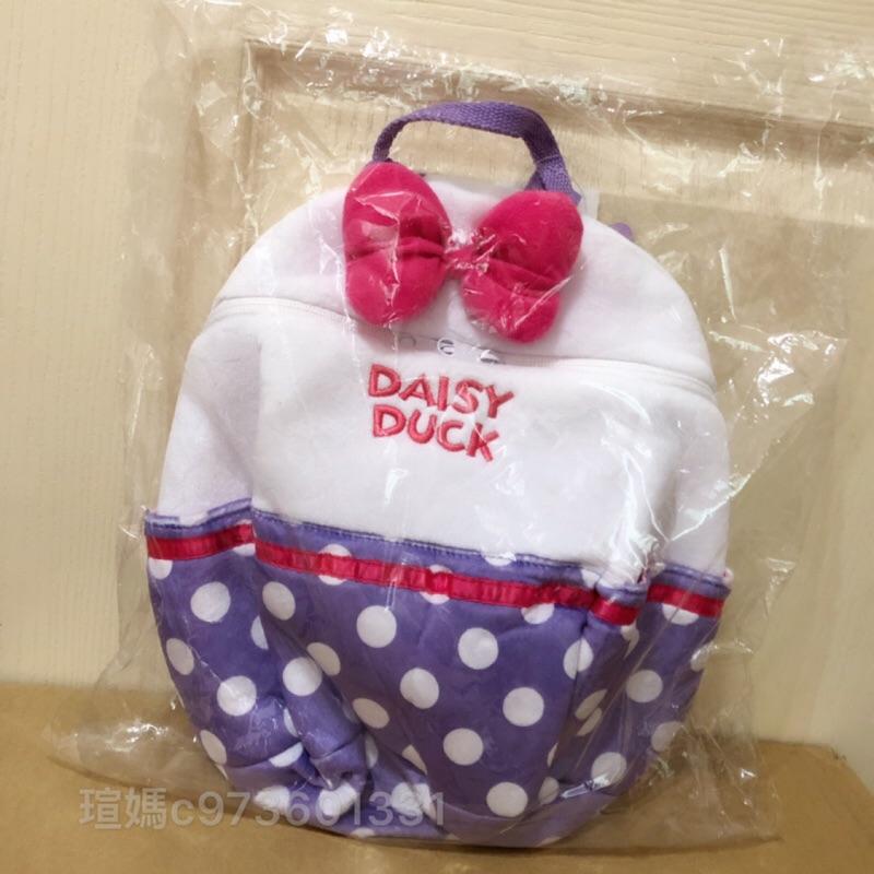 瑄媽🌸✨日本空運✨日本 toreba Disney 迪士尼 黛西後背包 日本景品 兒童背包