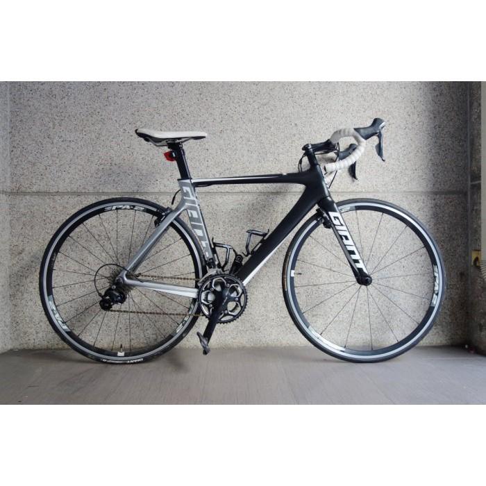 【台中青蘋果】捷安特 Giant Propel Advanced 2 2015 二手 腳踏車 #55761