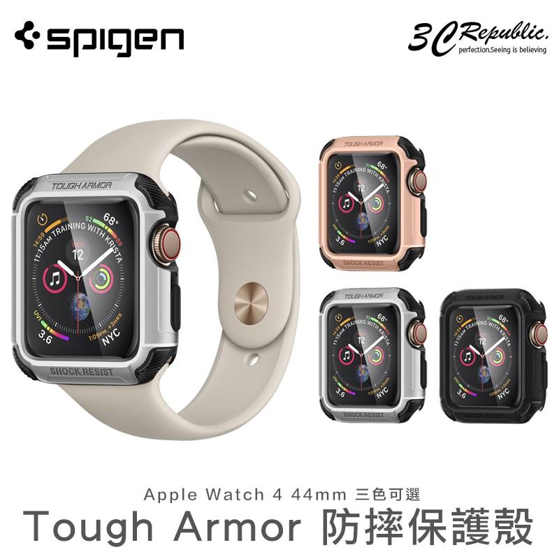 spigen  SGP Apple Watch 3 4 5 6 se 44 mm Tough Armor 防摔殼 保護殼