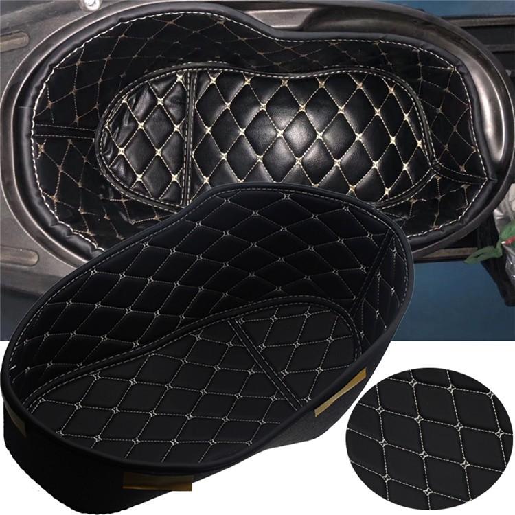 現貨新款適用比亞喬 VESPA GTS300 專用馬桶墊 行李頭盔坐墊桶 改裝坐墊內襯