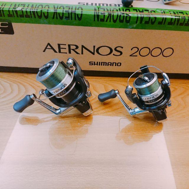=佳樂釣具=  捲線器 Shimano日規版12年AERNOS 捲線器  付線 磯釣 路亞 船釣 岸拋
