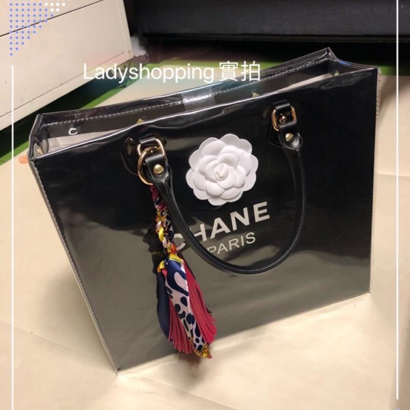 台灣現貨💕LV紙袋改造 香奈兒紙袋包 CHANEL紙袋包改造 環保材料包  Dior紙袋包 紙袋材料包+預購
