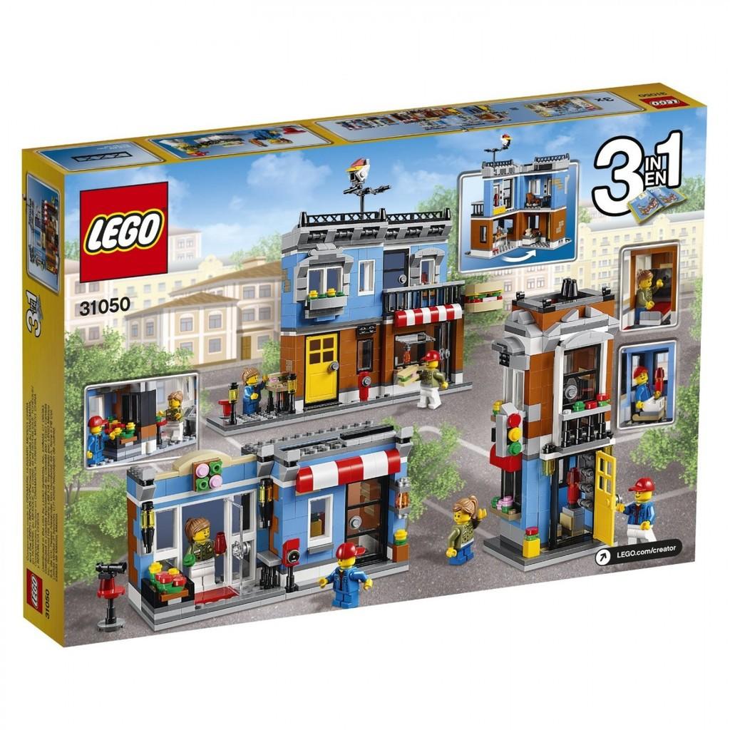 [玩樂高手附發票]公司貨 樂高 LEGO 31050 轉角熟食店