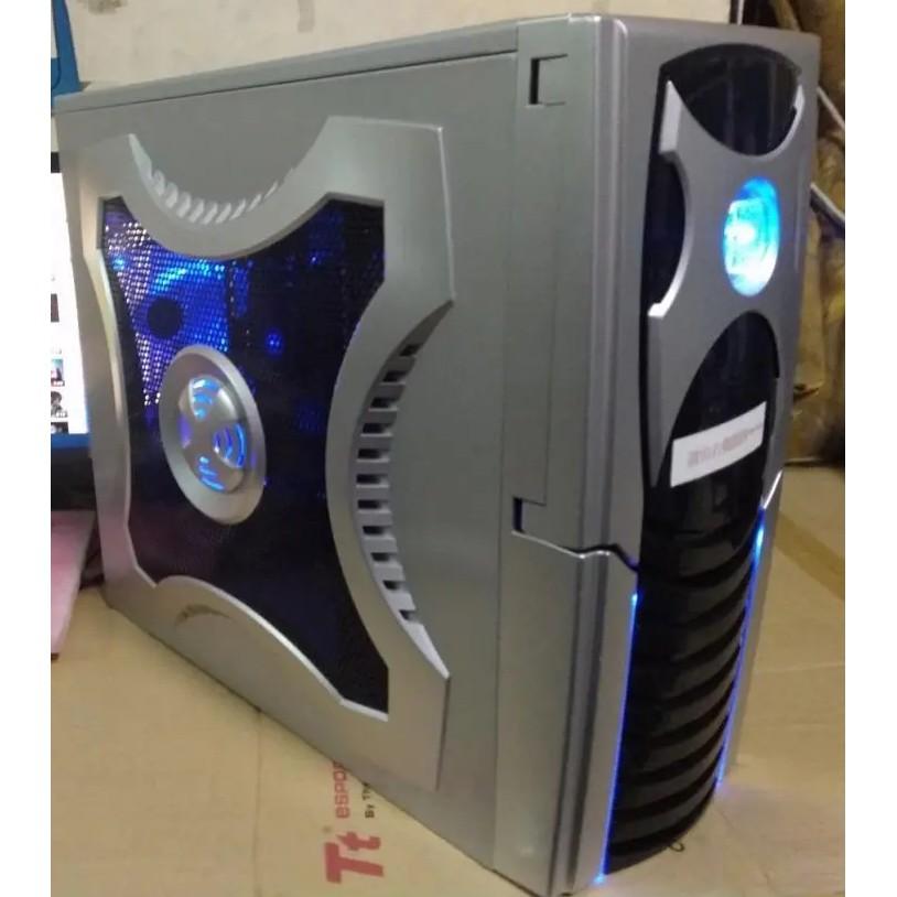 電競主機 (白色控請進)  GTX1060 ARMOR 全新電源 內看