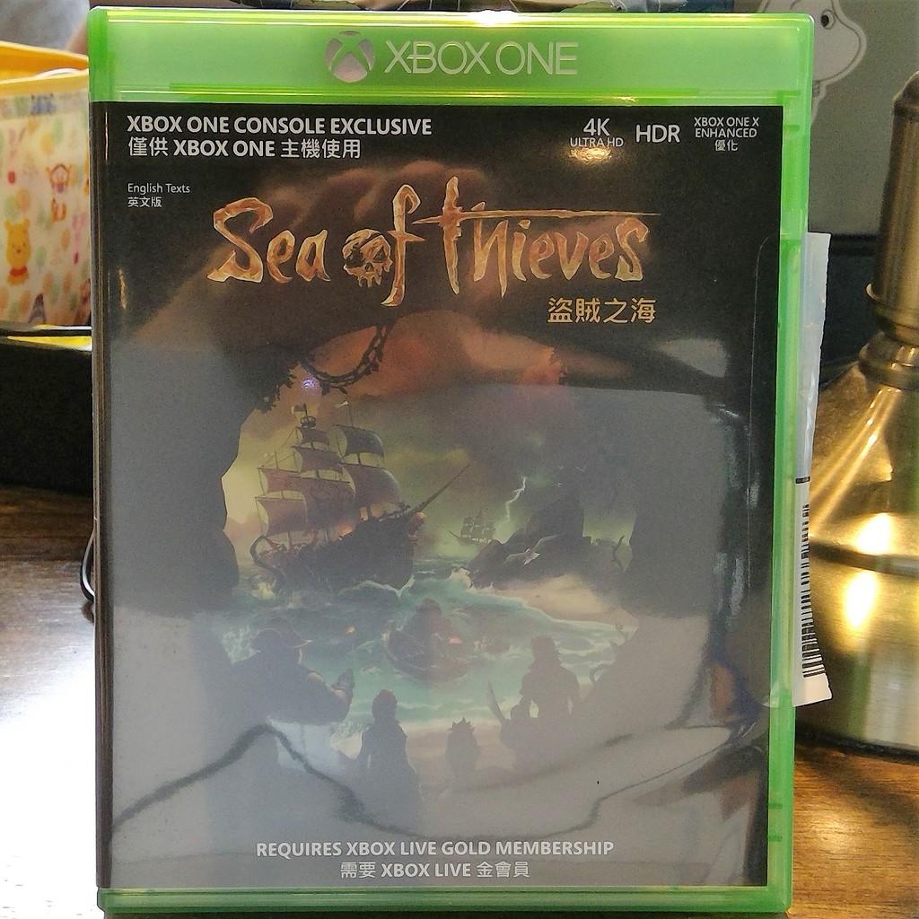 <譜蕾兒電玩>(二手) XBOX ONE 盜賊之海 中文版 Sea of Thieves